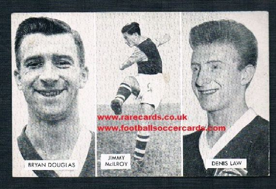 1961 Denis law Cup Tie Victor uncut3